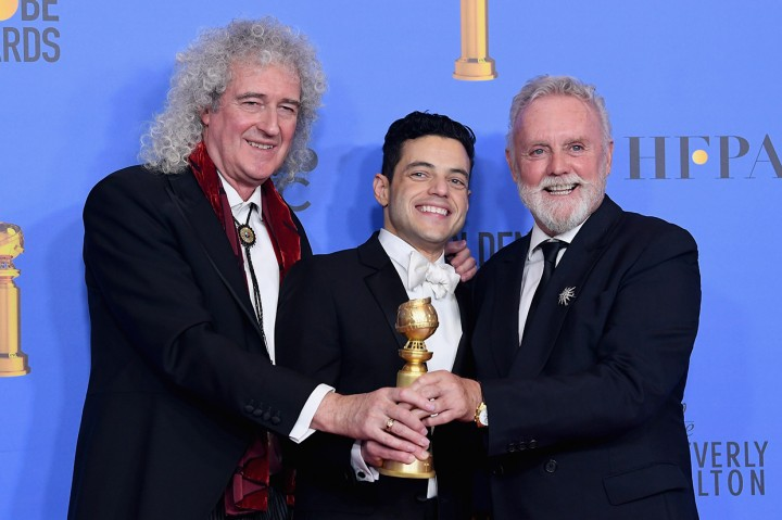 Bohemian Rhapsody Berjaya di Golden Globe Awards 2019