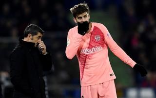 Dukungan Penuh Pique untuk Valverde