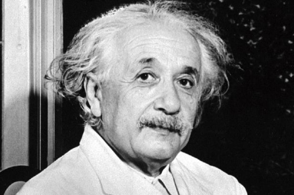 Albert Einstein. (Foto: AFP/Getty)