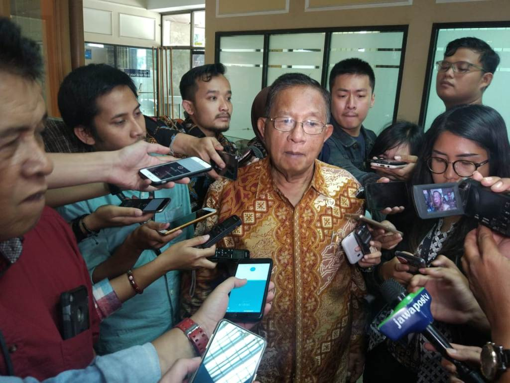 Menko Perekonomian Darmin Nasution. (FOTO: Medcom.id/Annisa Ayu)