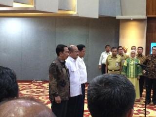 Edy Putra Dilantik Jadi Kepala BP Batam