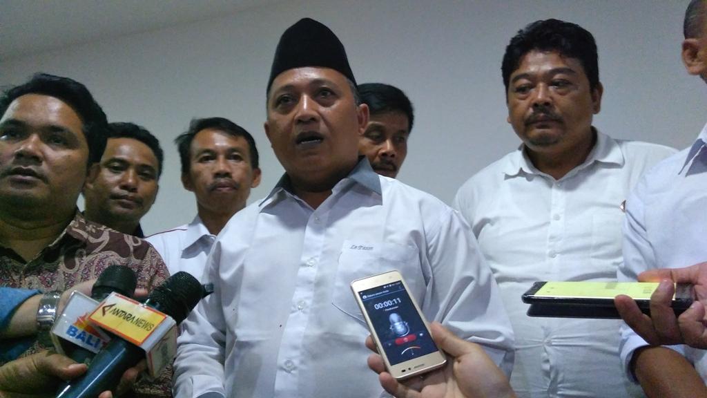 Ketua DPN PPDI Widih Harotono - Medcom.id/Muhammad Syahrul Ramadhan.