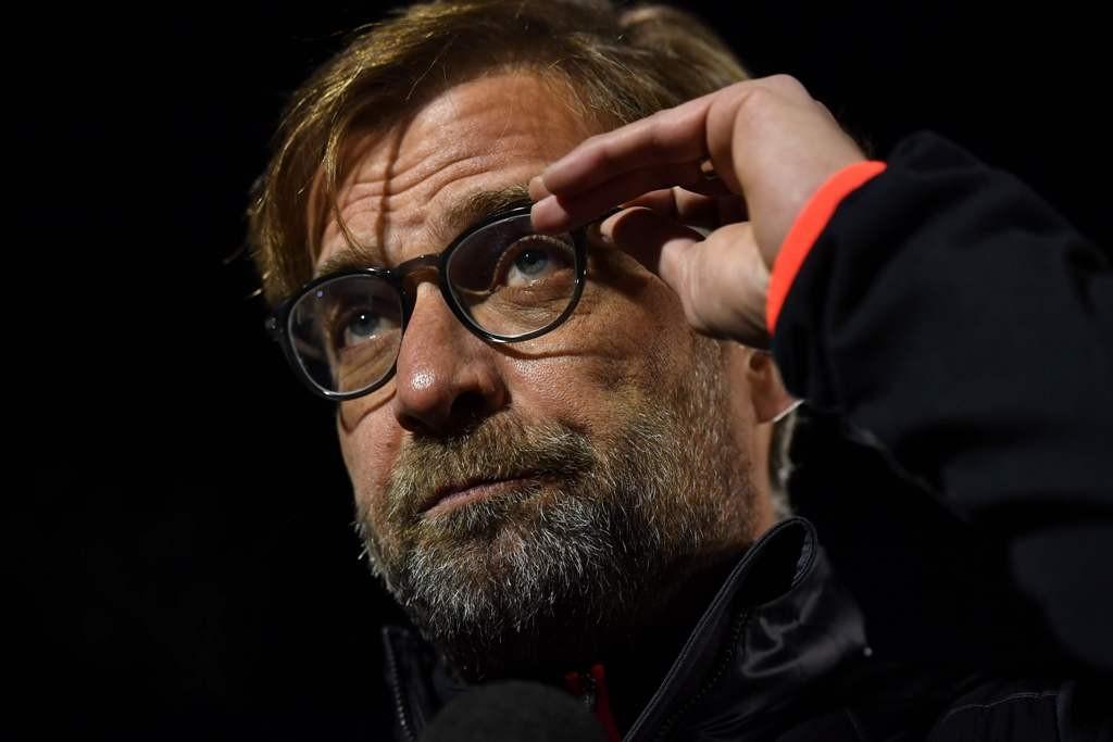 Pelatih Liverpool Juergen Klopp (Foto: AFP)