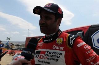 Al-Attiyah Cetak Waktu Terbaik di Etape Pembuka Dakar Rally