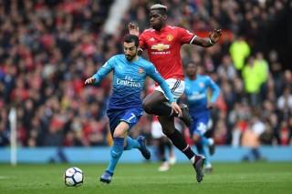 Arsenal Menjamu MU di Babak Keempat FA