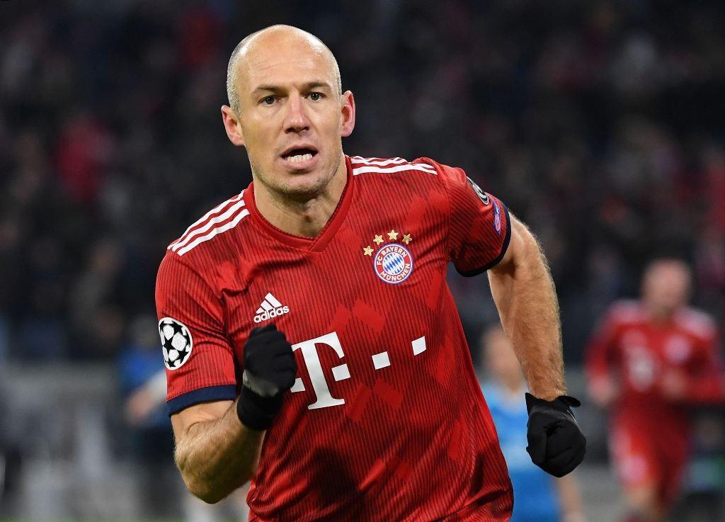 Arjen Robben (AFP/SVEN HOPPE )