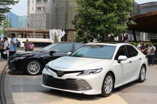 Bukan New Avanza, Toyota 'Gebrak' 2019 dengan All New Camry