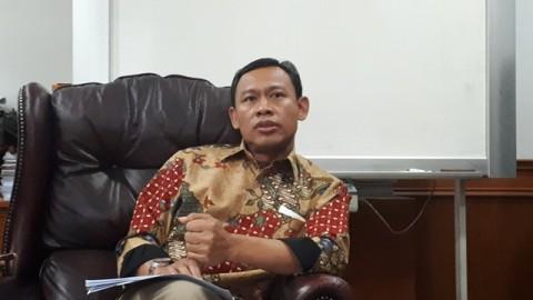 Komisioner KPU Pramono Ubaid Tanthowi. Foto: Medcom.id/Faisal Abdalla.