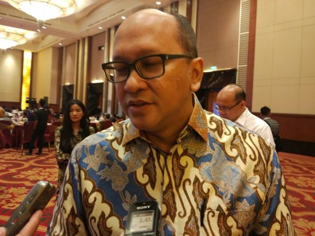 Kadin chairman Rosan Roeslani (Photo:Medcom.id/Annisa Ayu)