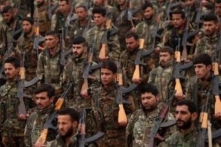 SDF Tahan 5 Militan Asing ISIS di Suriah