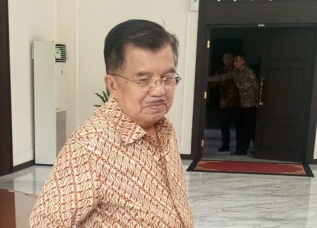 Wakil Presiden RI Jusuf Kalla. Foto: Medcom.id/Achmad Zulfikar Fazli