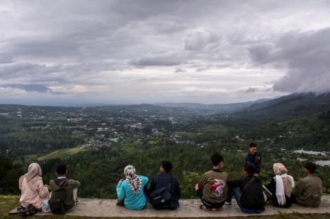 Ratusan Vila di Kawasan Puncak-Cipanas Tunggak Pajak