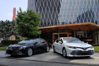 Melihat Mewahnya All New Toyota Camry