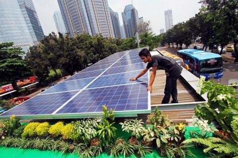 Investasi Energi Terbarukan Meleset dari Target