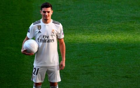 Profil Brahim Diaz: Dari <i>Ball Boy</i>, Kini Main di Real Madrid