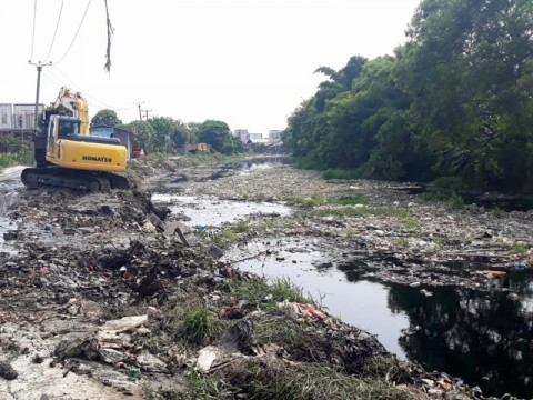 Kepala Daerah Diundang Bahas Pencemaran Kali Kabupaten Bekasi