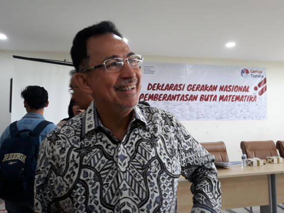 Rektor Universitas Indonesia (UI), Muhammad Anis, Medcom.id/Citra Larasati.