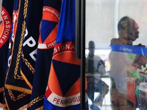 Jokowi Lantik Kepala BNPB Pagi Ini
