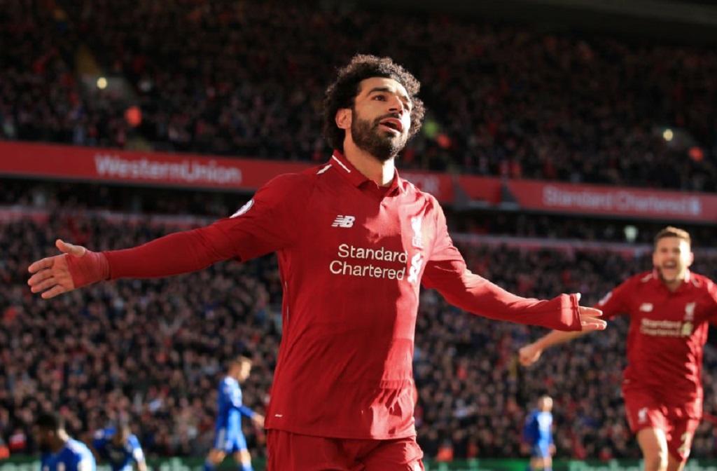 Mohamed Salah (Twitter/BBC Sport)