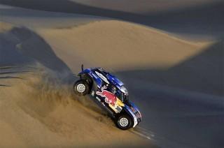 Konsisten Pakai Peugeot, Sebastien Loeb Tercepat di Etape-2