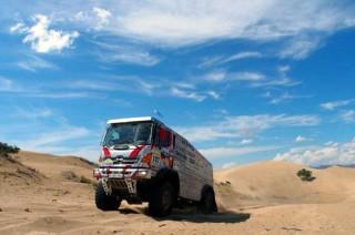 Hino Masih Andalkan Duet Ayah Anak di Dakar Rally 2019
