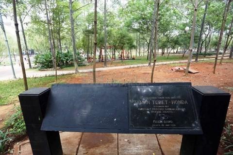 DKI Gaet Swasta Revitalisasi Lima Taman