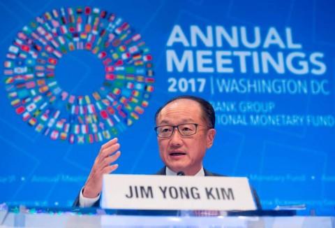 Presiden Bank Dunia Jim Yong Kim Pindah ke GIP