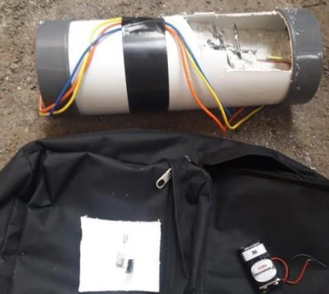 Rumah Ketua KPK Diteror Bom <i>High Explosive</i>