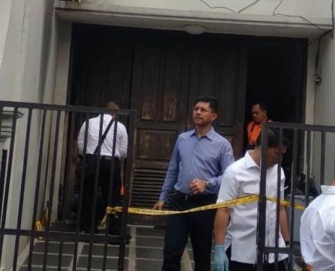 Ada Dua Bom Molotov di Rumah Pimpinan KPK Laode