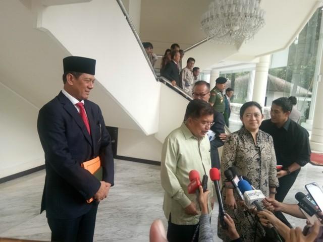 Wakil Presiden RI Jusuf Kalla--Medcom.id/Achmad Zulfikar Fazli.
