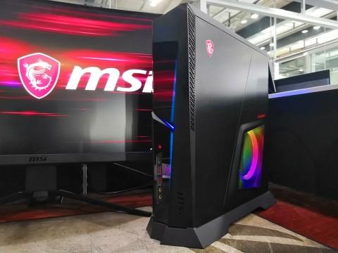 MSI Trident X, Ramping dan Sangat Mumpuni