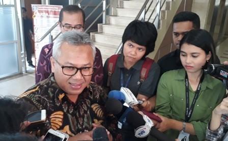 Ketua KPU Arief Budiman/Medcom.id/Adin