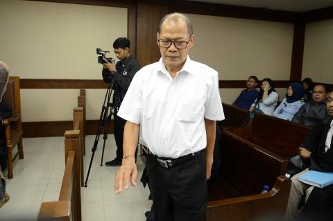 Eks Kabiro Keuangan Udayana Divonis 3 Tahun Penjara