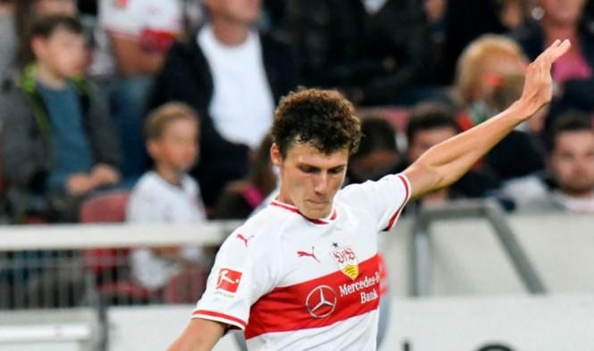 Benjamin Pavard resmi menjadi pemain Bayern Munchen di musim panas mendatang (AFP/Thomas Kienzle)