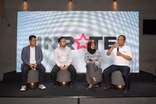 Inrate Tawarkan Perhitungan Rating Berbasis Big Data Analytic