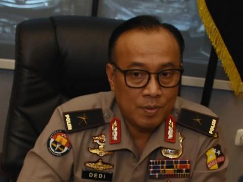 Densus 88 Analisa Bekas Api di Kediaman Pimpinan KPK