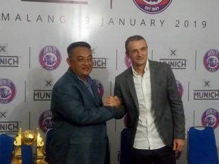 Resmi, Milomir Seslija Kembali Tukangi Arema FC