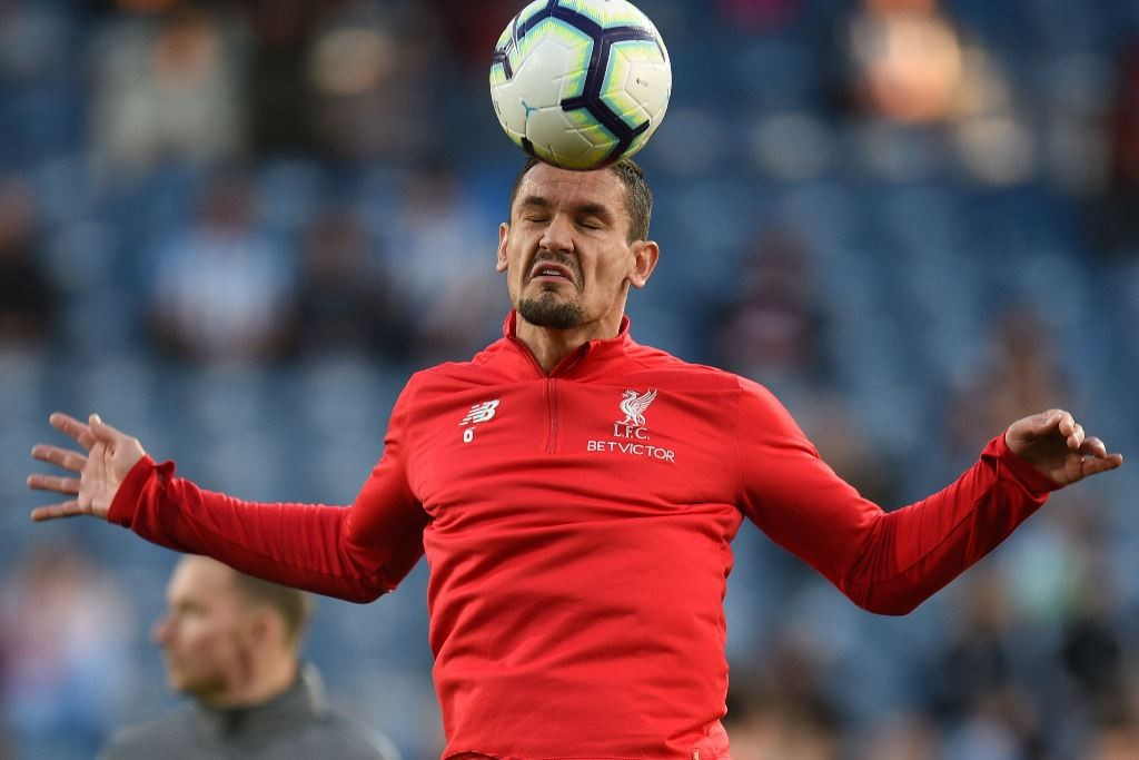 Dejan Lovren dianggap sebagai pemain terburuk di Liverpool (AFP/Oli Scarff)