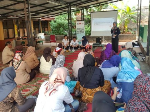 Sosialisasi Siaga Bencana Sasar Sekolah dan Madrasah