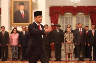 Pelantikan Kepala BNPB Tak Langgar Aturan
