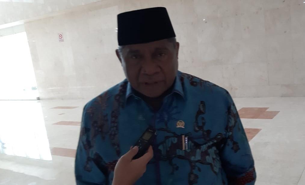 Ketua Komisi VIII DPR RI, Ali Taher, Medcom.id/Whisnu Mardiansyah.
