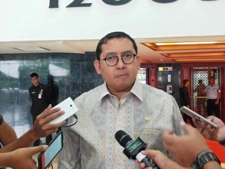 Wakil Ketua DPR Fadli Zon. Foto: Medcom.id/Marselina Tabita)