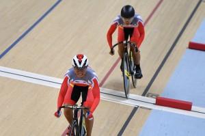 Crismonita-Wiji Gagal Raih Medali di Nomor Tim Sprint Putri