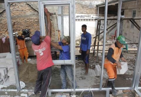 Pemkot Tangerang Bakal Bedah 500 Rumah Tahun Ini