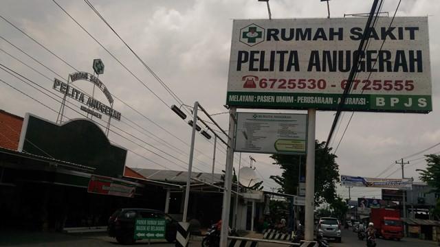 RS Pelita Anugerah Demak, Jawa Tengah. Foto: Medcom.id/Mustholih
