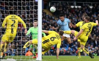 Manchester City Pesta Sembilan Gol di Piala Liga