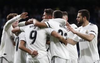 Permak Leganes, Madrid Tapakkan Satu Kaki ke Perempat Final