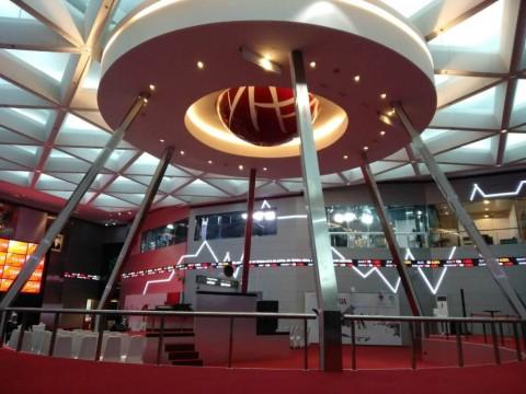 Indeks Saham Indonesia Berpotensi di Area Positif
