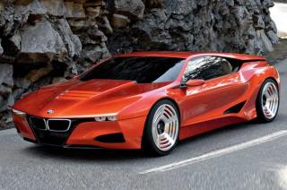 Rencana BMW Kembangkan i8 Supercar Hybrid