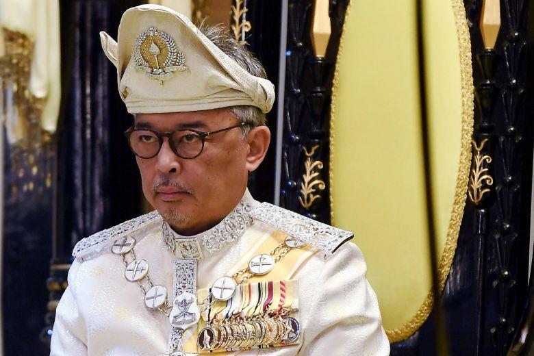 Tengku Abdullah, putra dari Sultan Pahang. (Foto: Bernama)